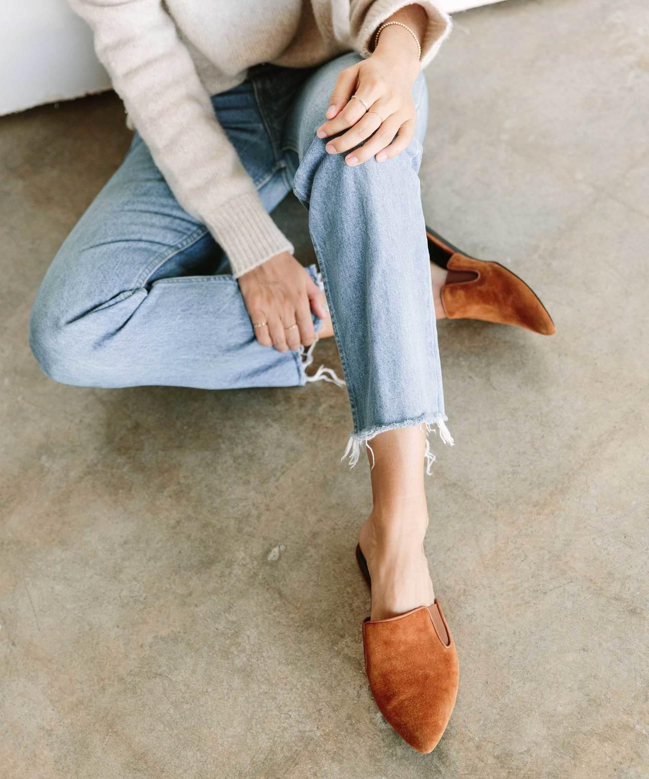 時尚穿搭穆勒鞋
