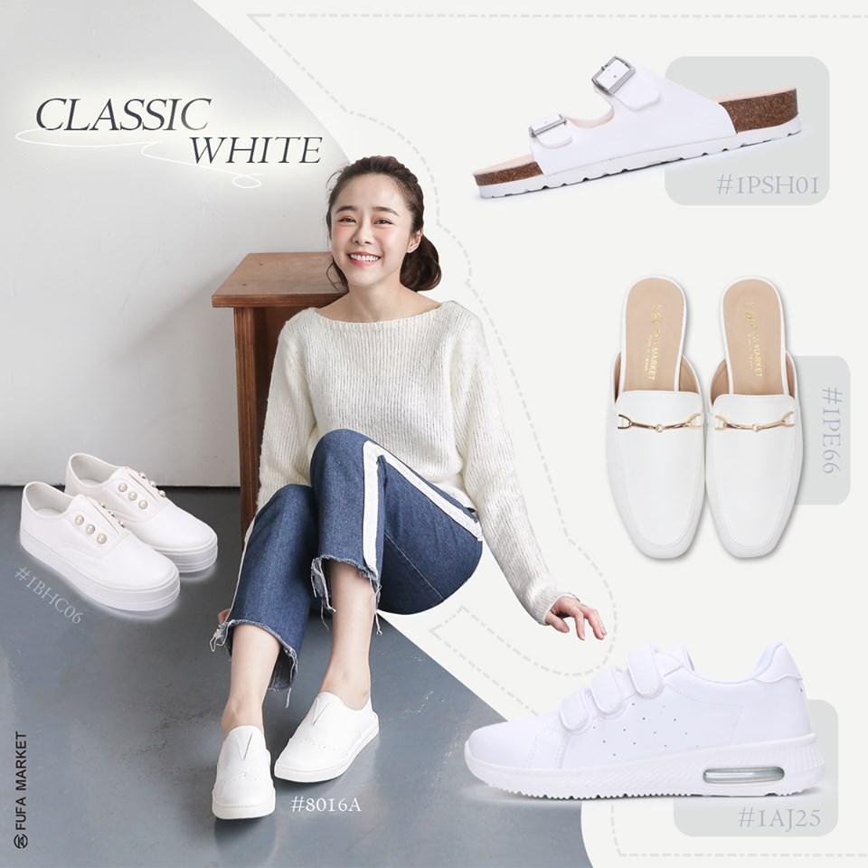 富發牌小白鞋