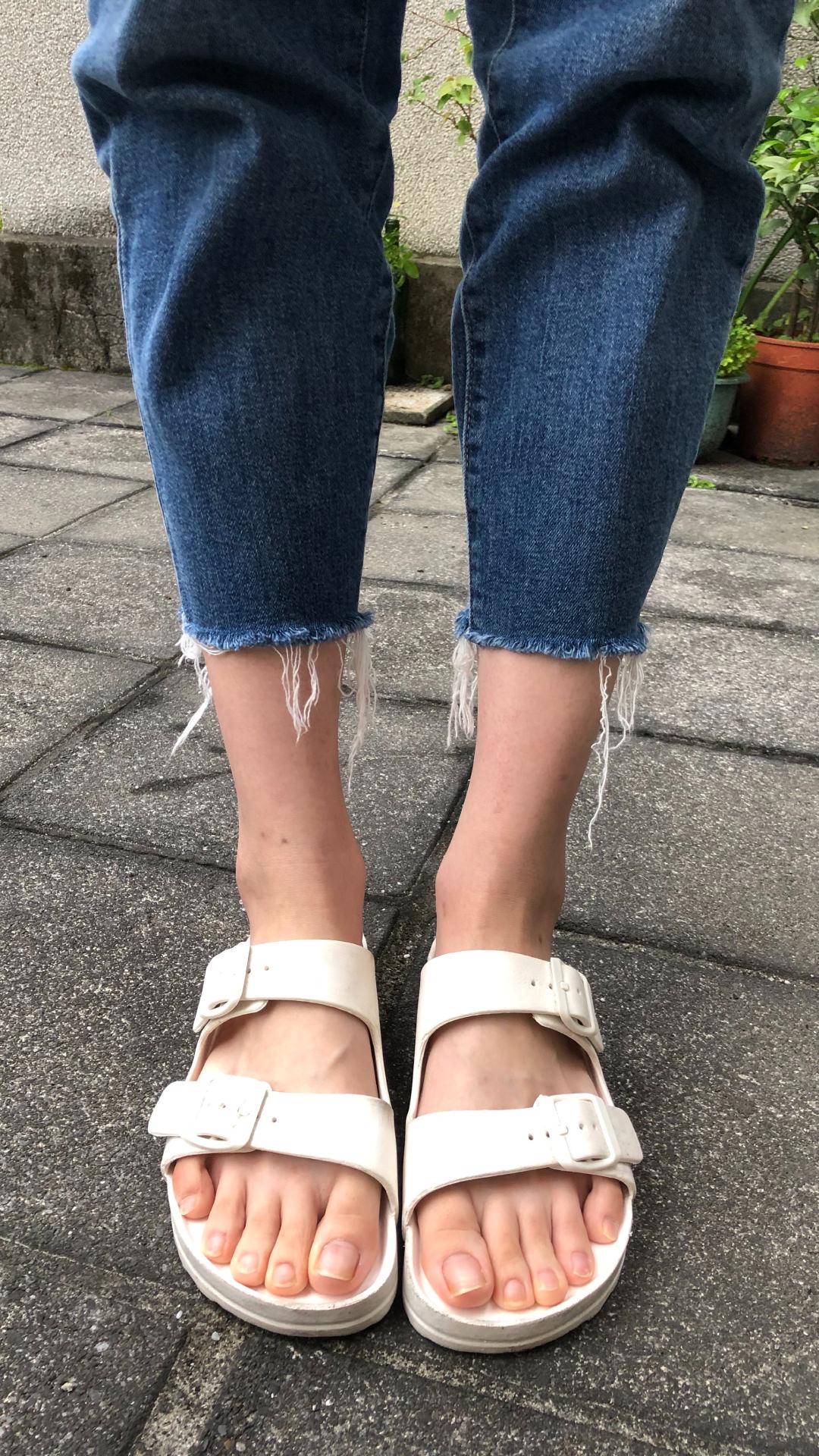 富發牌輕量造型防水拖鞋實穿3