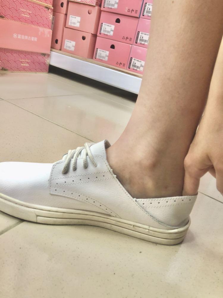 試穿鞋子的注意事項