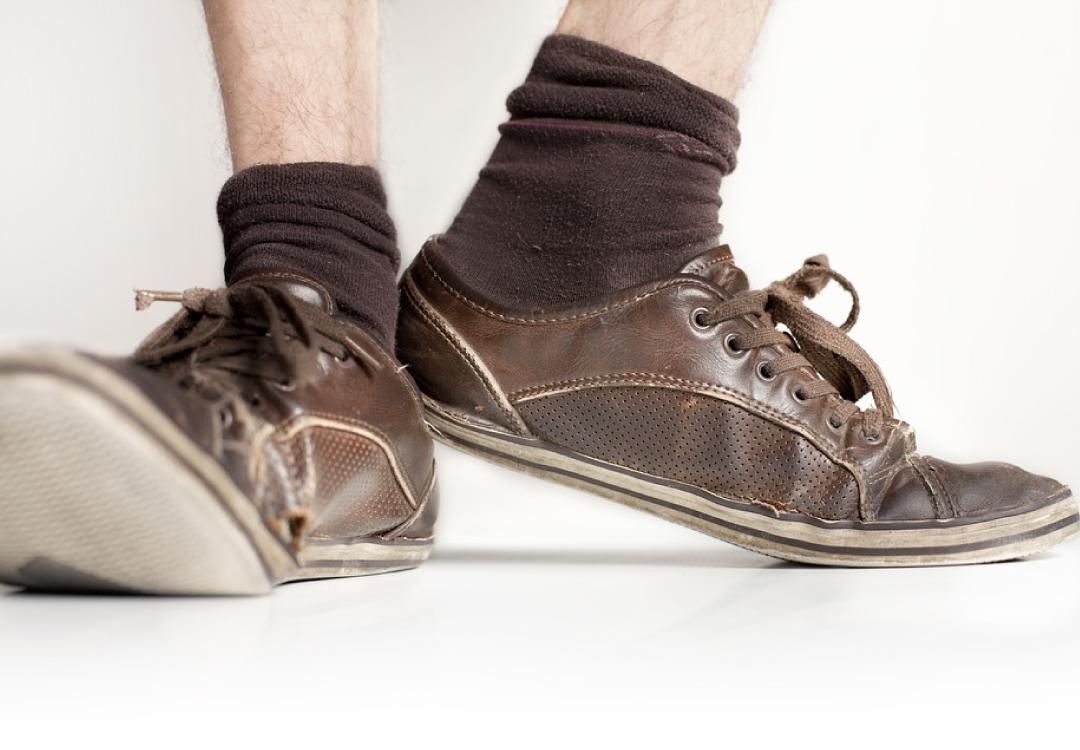 鞋子不建議天天穿