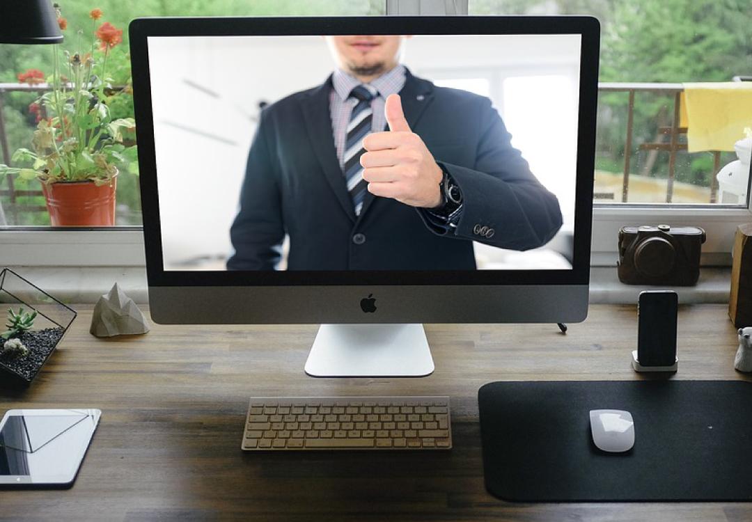 居家上班-視訊會議