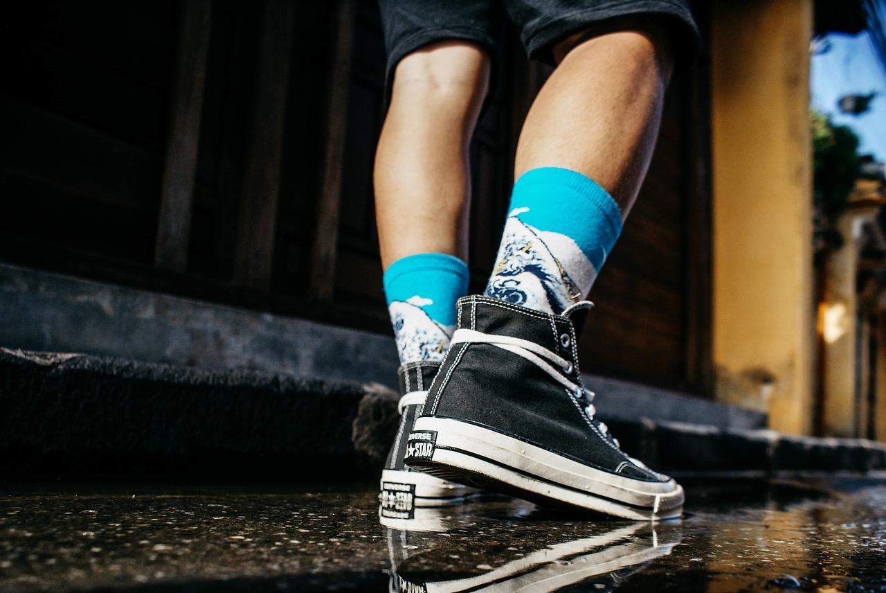 鞋子進水處理方式