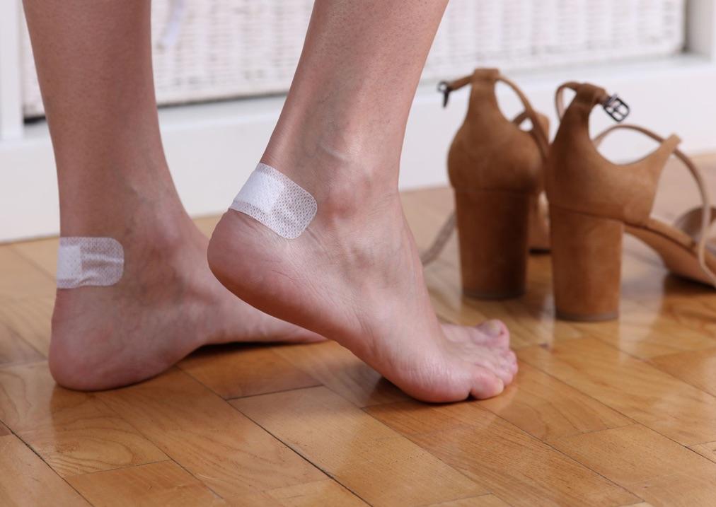 新鞋磨腳怎麼辦