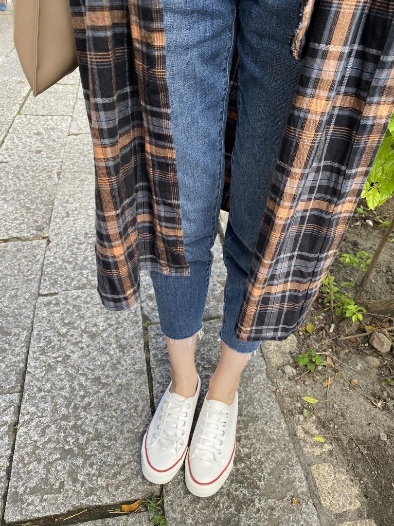 帆布穆勒鞋實穿