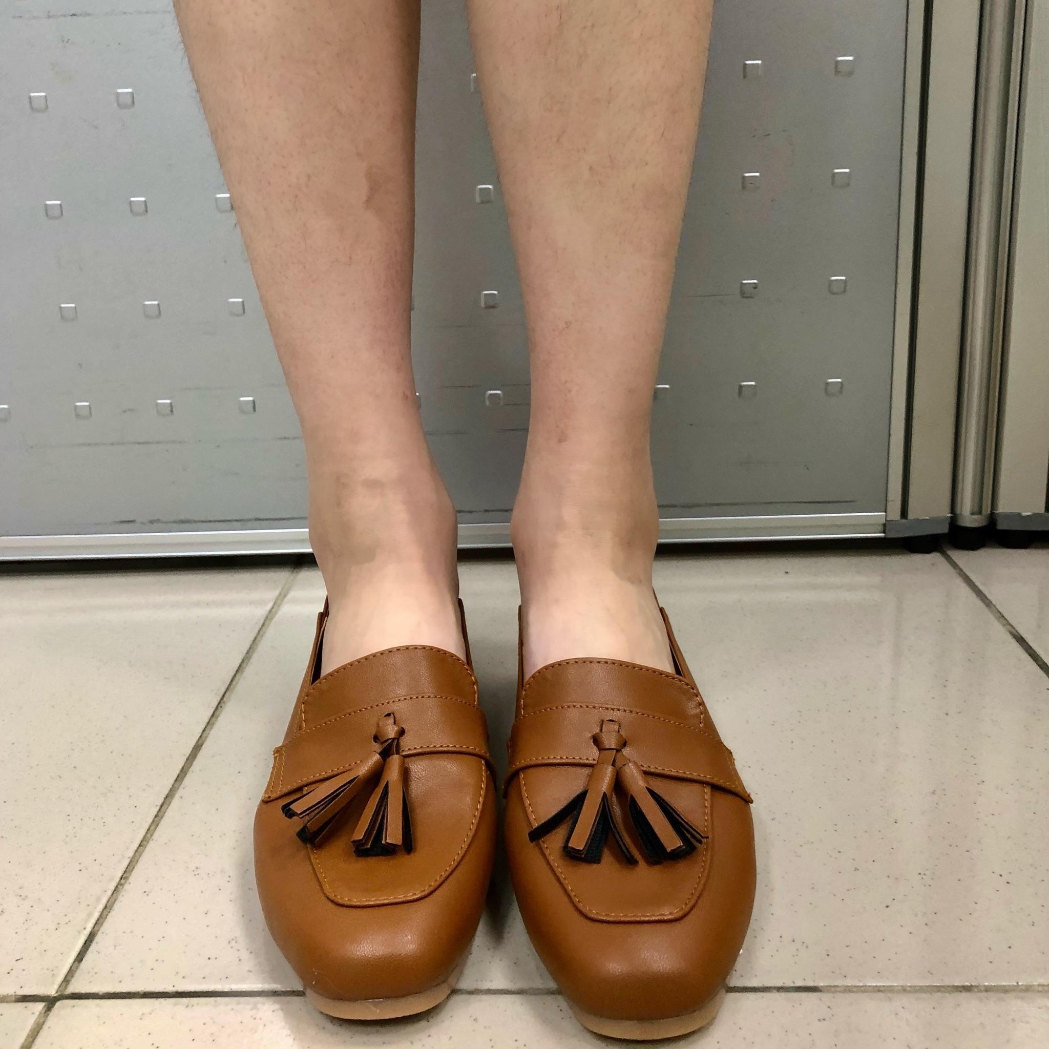 皮質樂福鞋實穿推薦