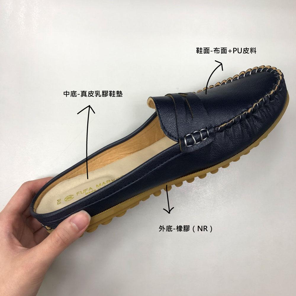 鞋子構造標示